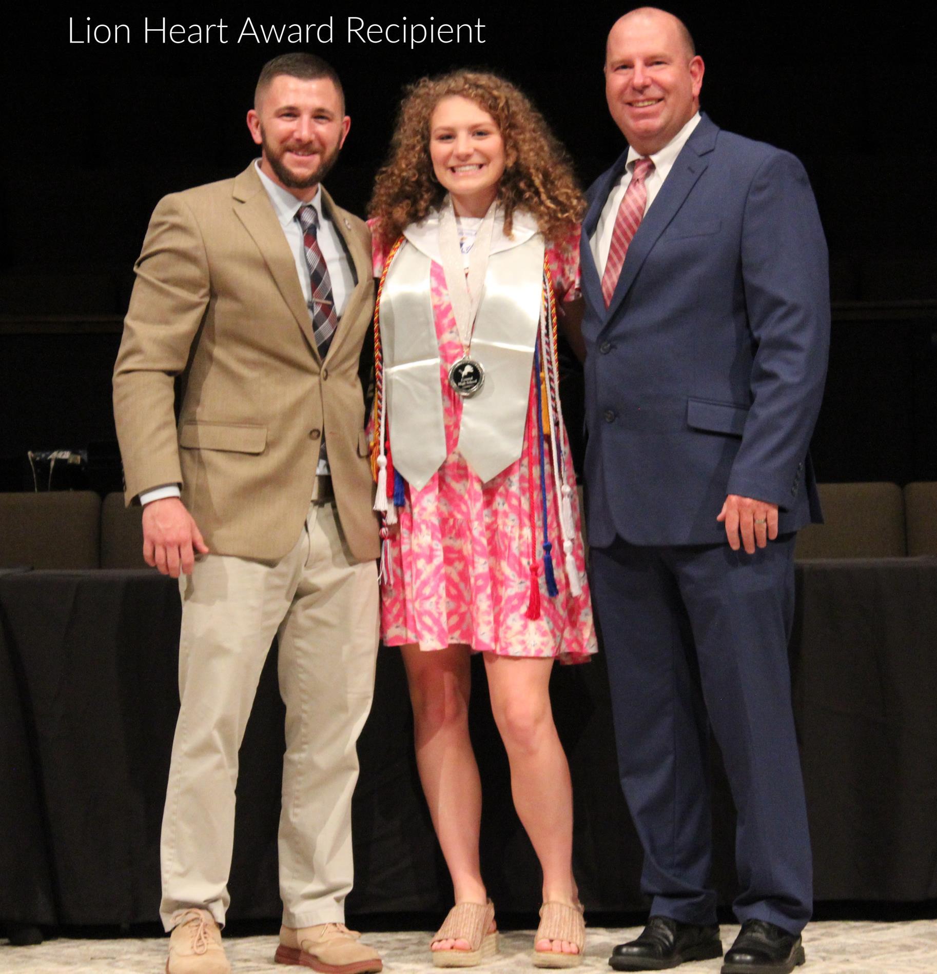 Lion Heart Award
