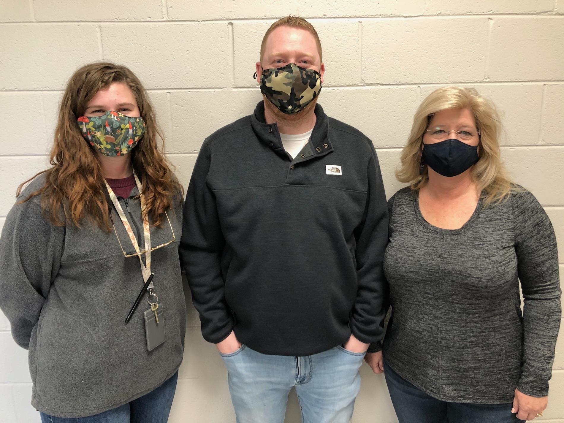 6th Grade Mask up