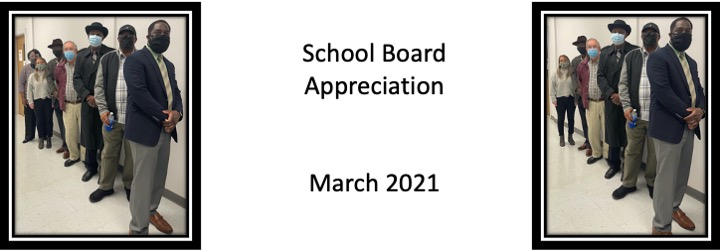 Board Appreciation March 2021 Slide 1