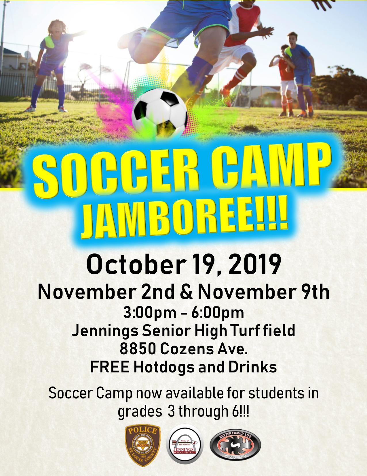 Soccer Camp Jamboree