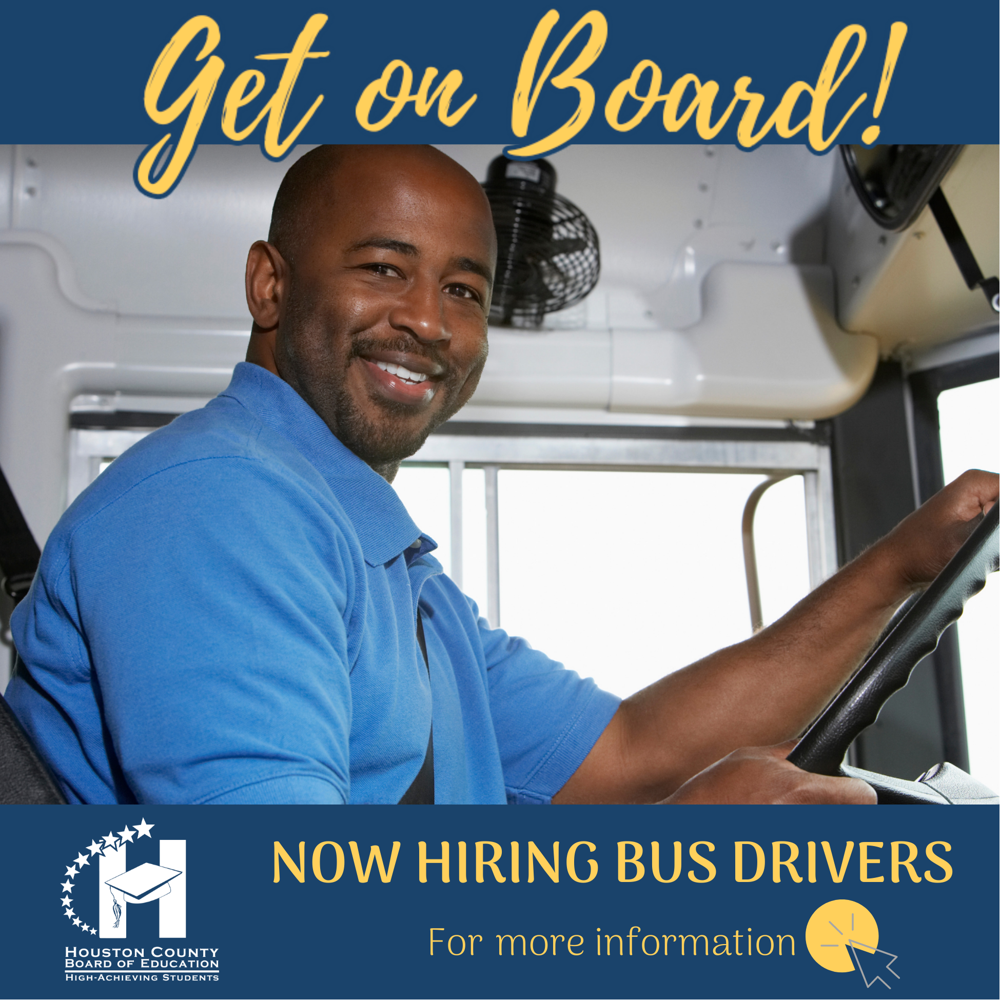 Get on Board- Transportation Job Openings and Information