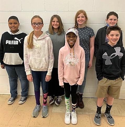 5th Grade Students Lawson