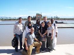 Training Students Team-Morocco