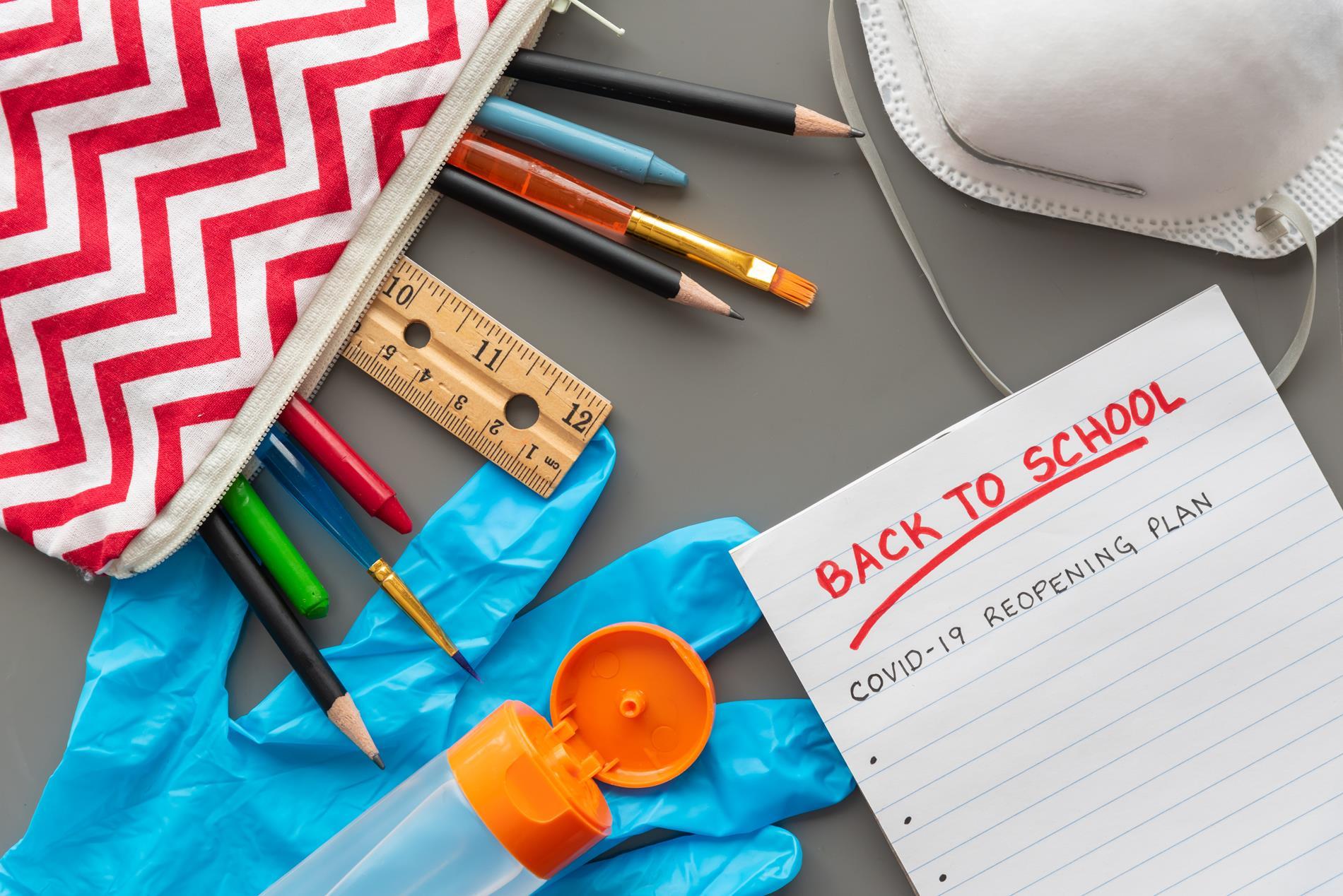 Back to School Reopening Plan