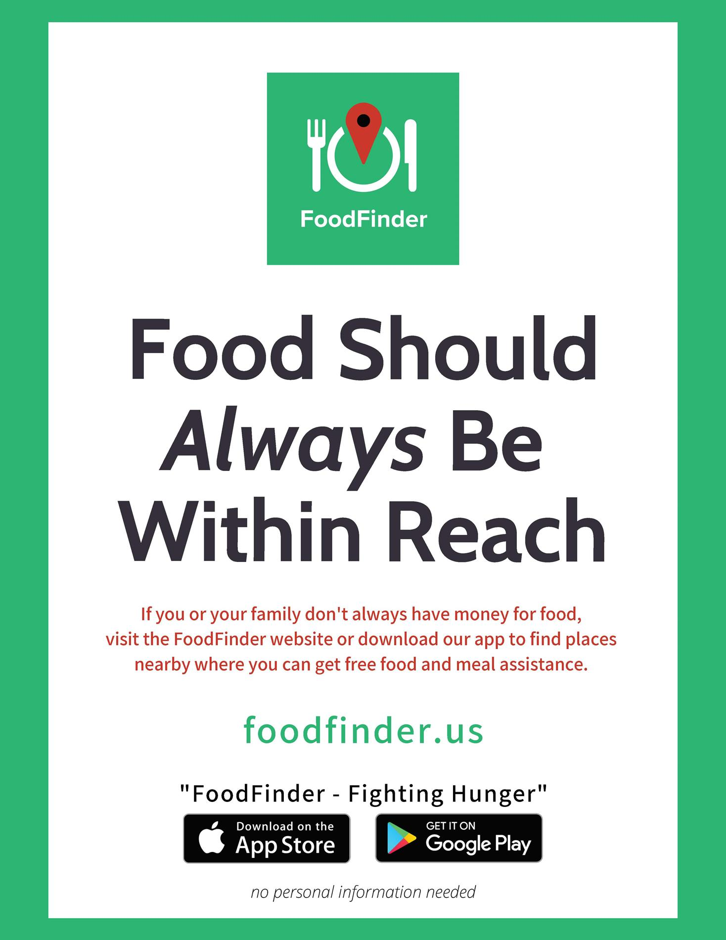 Food Finder (English)