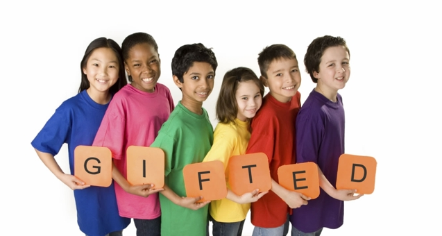 Gifted Children Logo