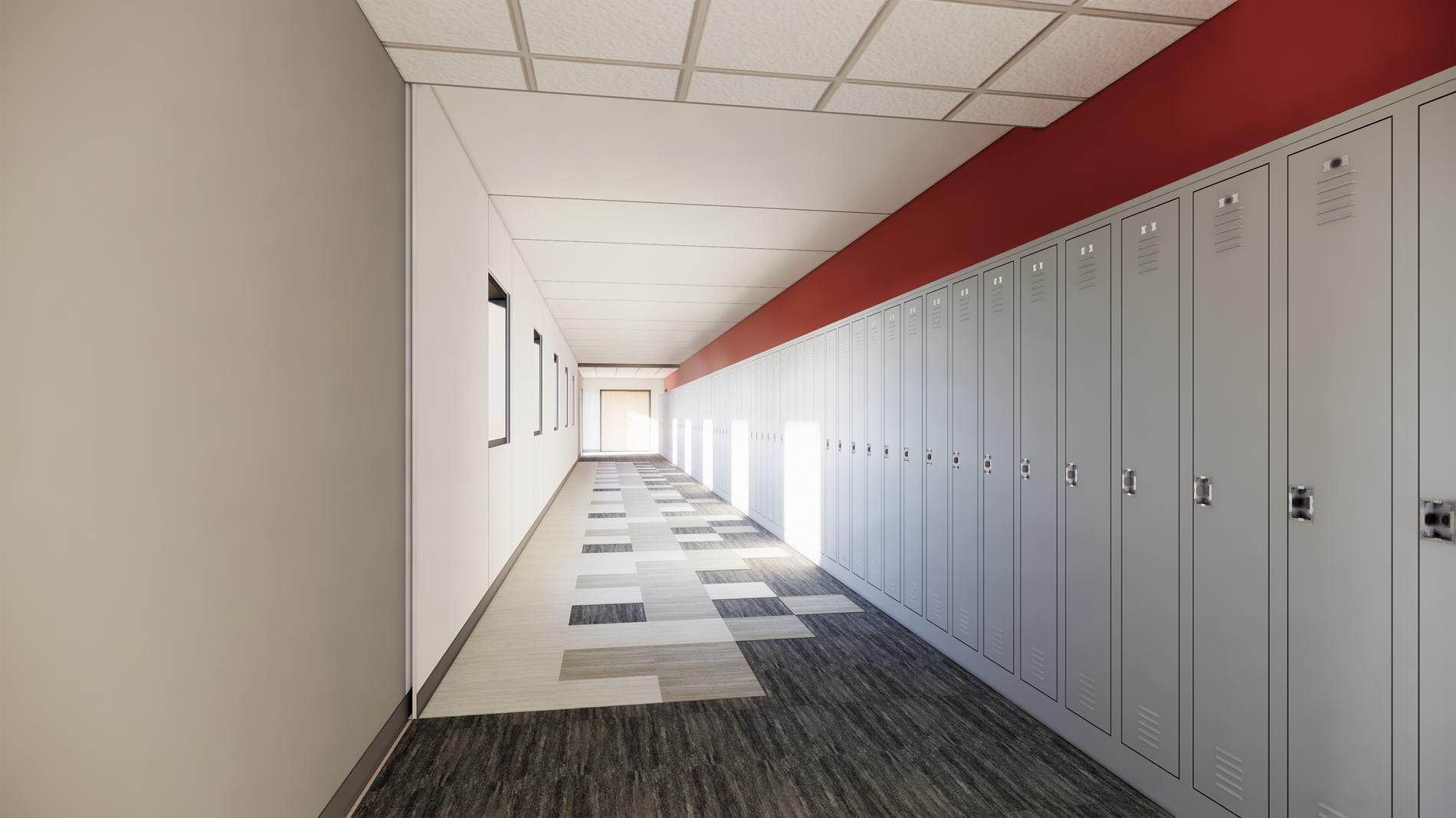 JH/HS Corridor