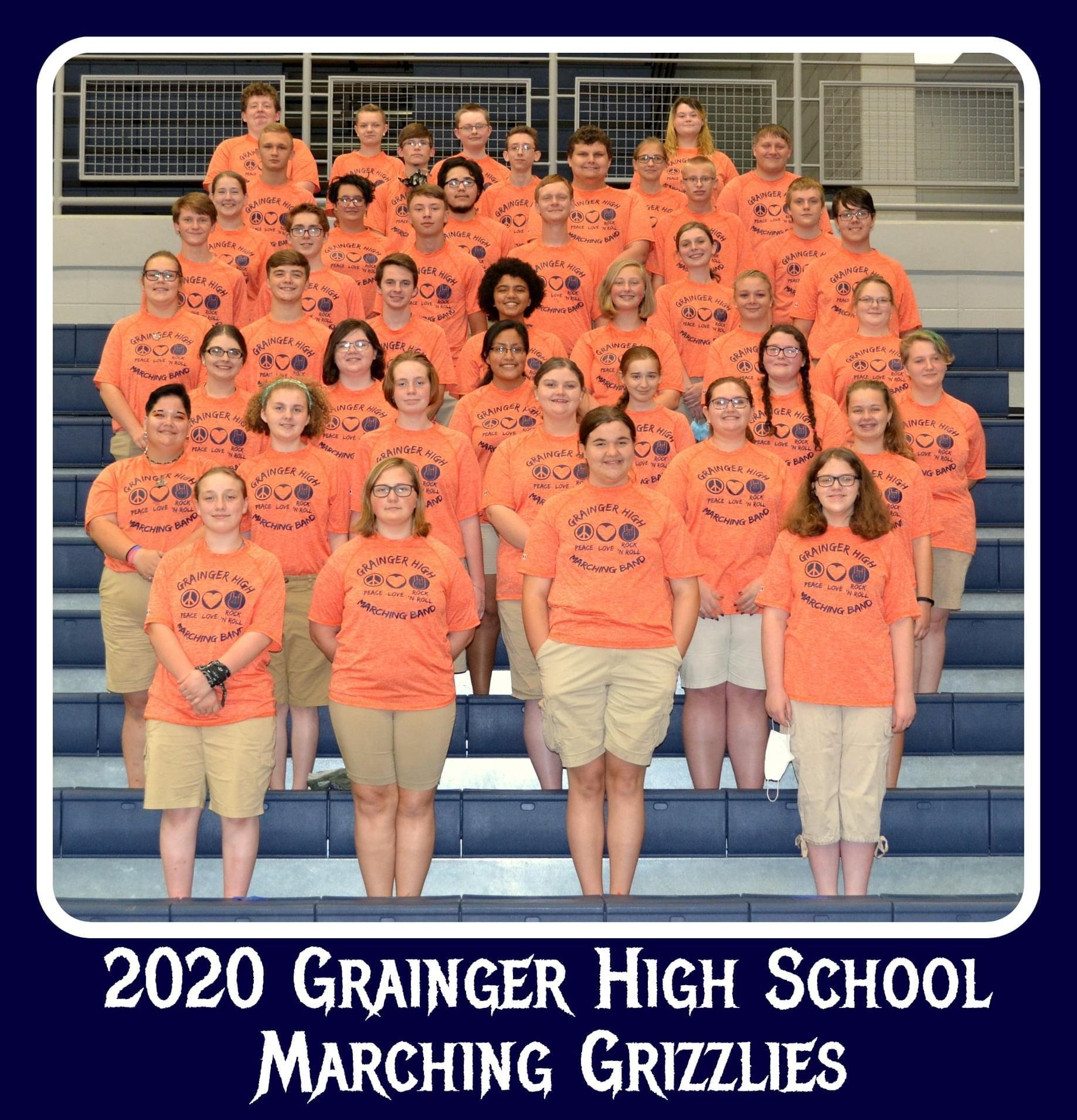2020-2021 Band Photo