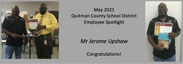District May 2021 Spotlight