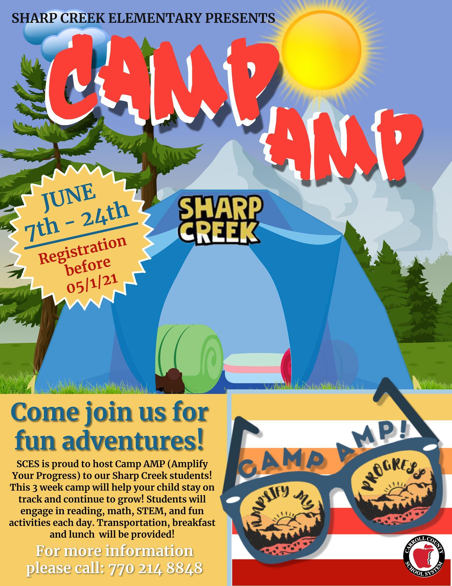 Camp Amp