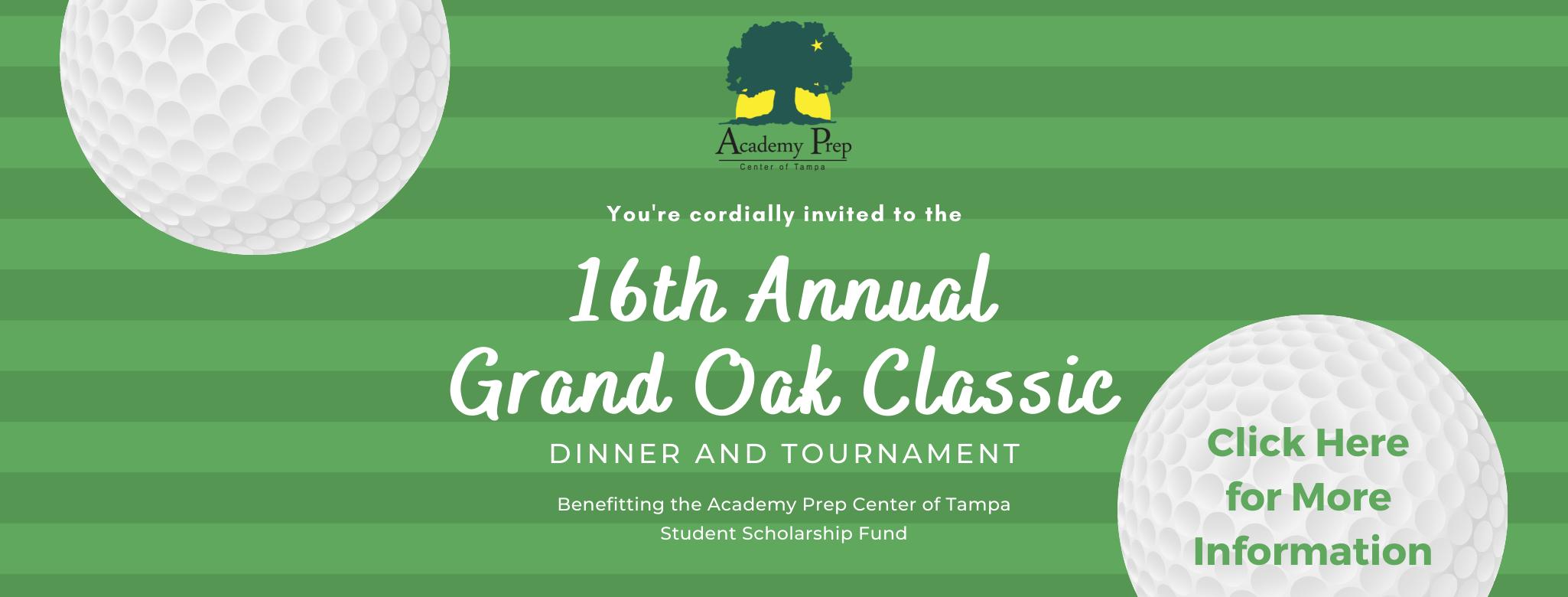 Grand Oak Classic