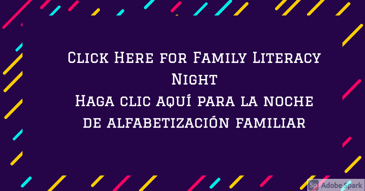 Click here for Family Literacy Night!