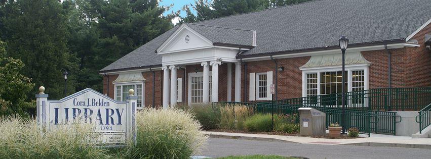 Cora J. Belden Library Image