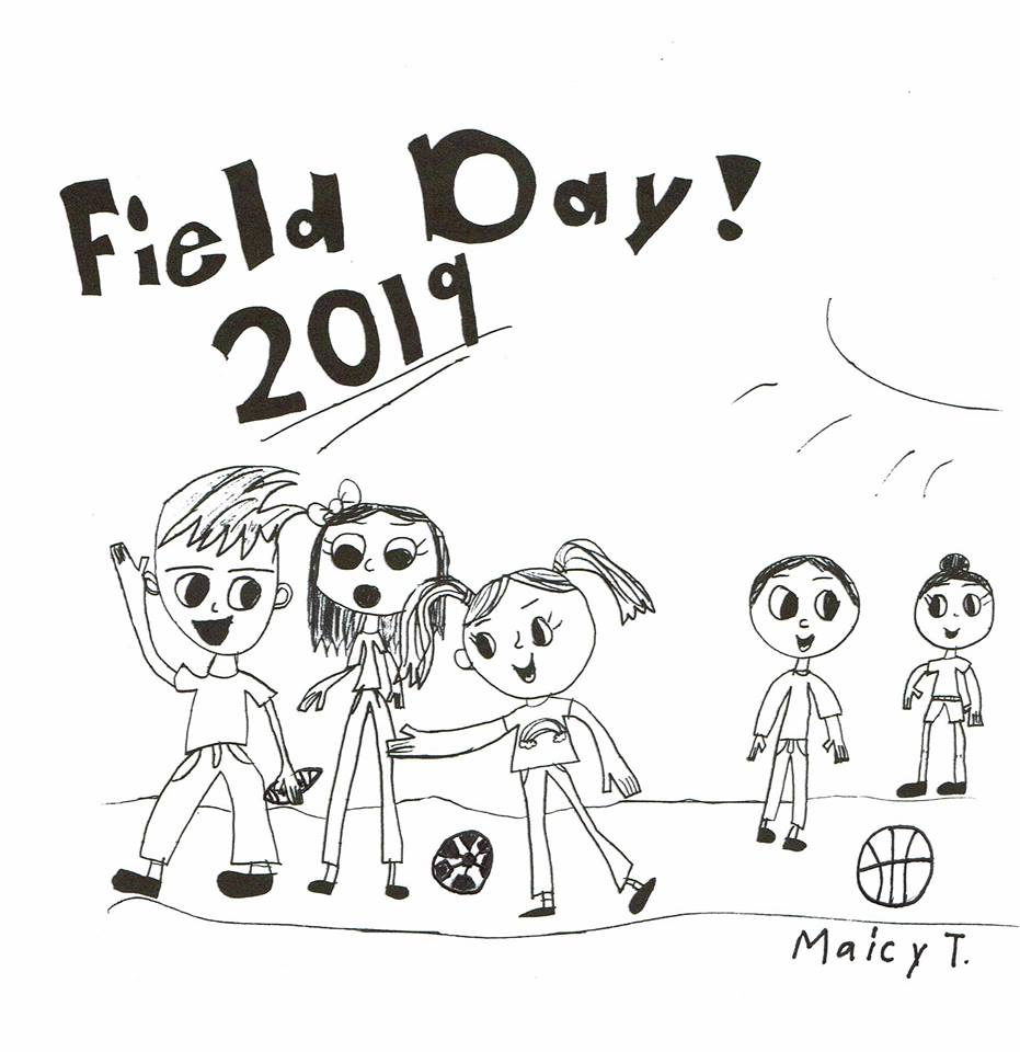 We Have a Winner! (Picture of Field Day Design)