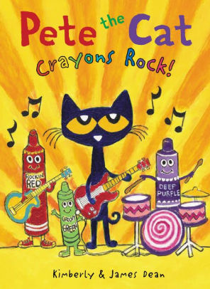 Pete the Cat Book Link