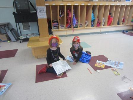Fire safety prizes