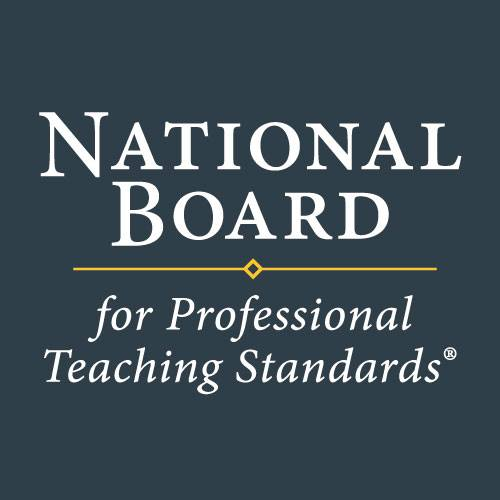 logo for National Board for Professional Teaching Standards