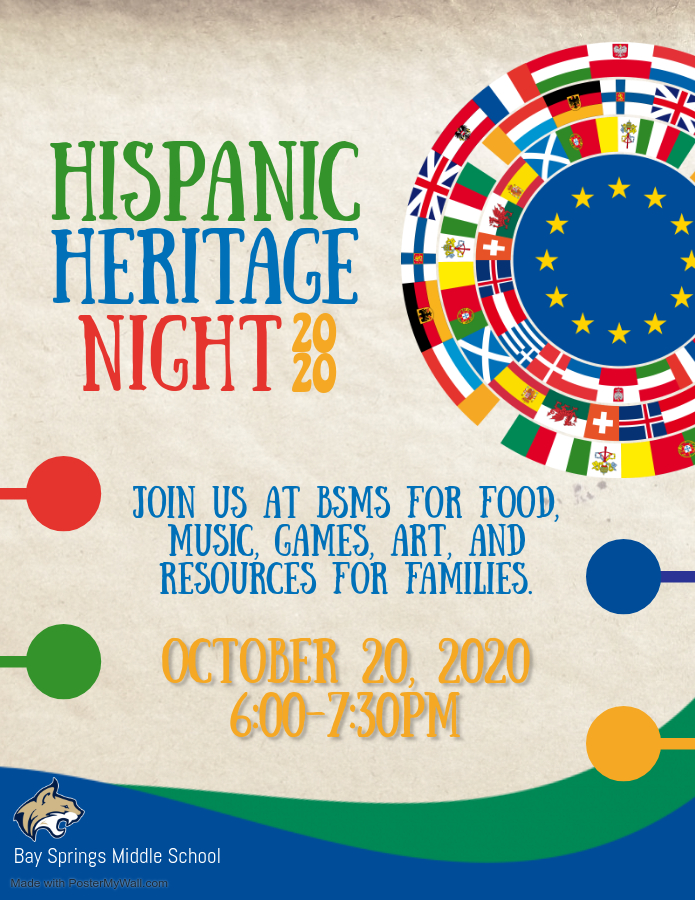 Hispanic Heritage Night