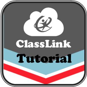 claslink tutorial button
