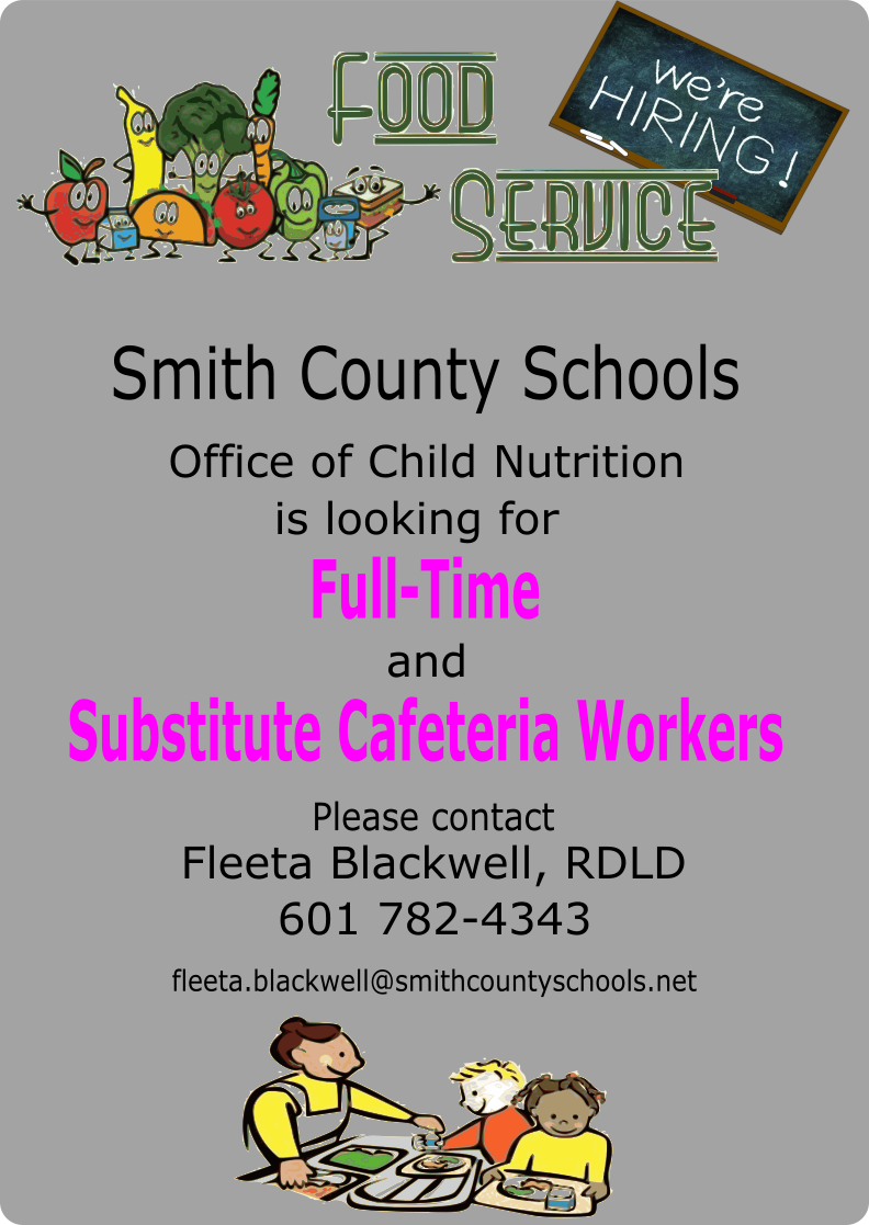 Workers Needed Food Service