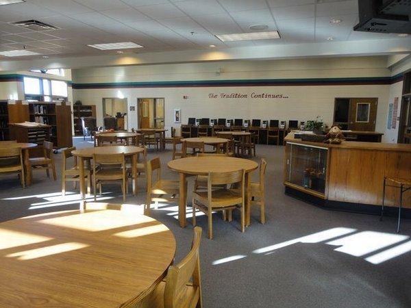 Bowdon Middle School Media Center