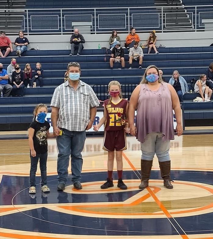 6th Grade Athletes