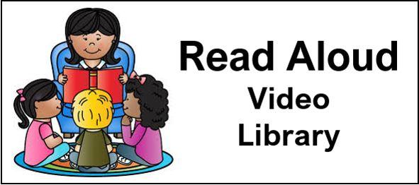 Read aloud video library logo