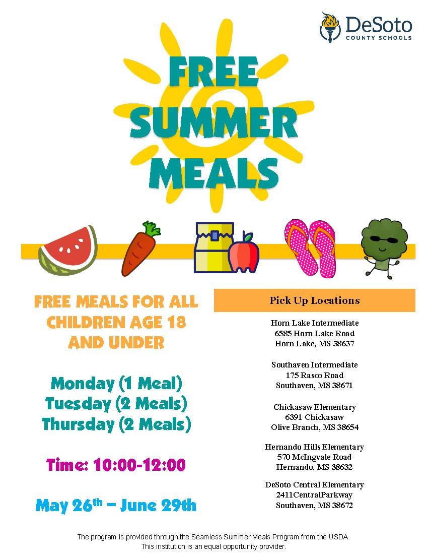 Free Summer Food