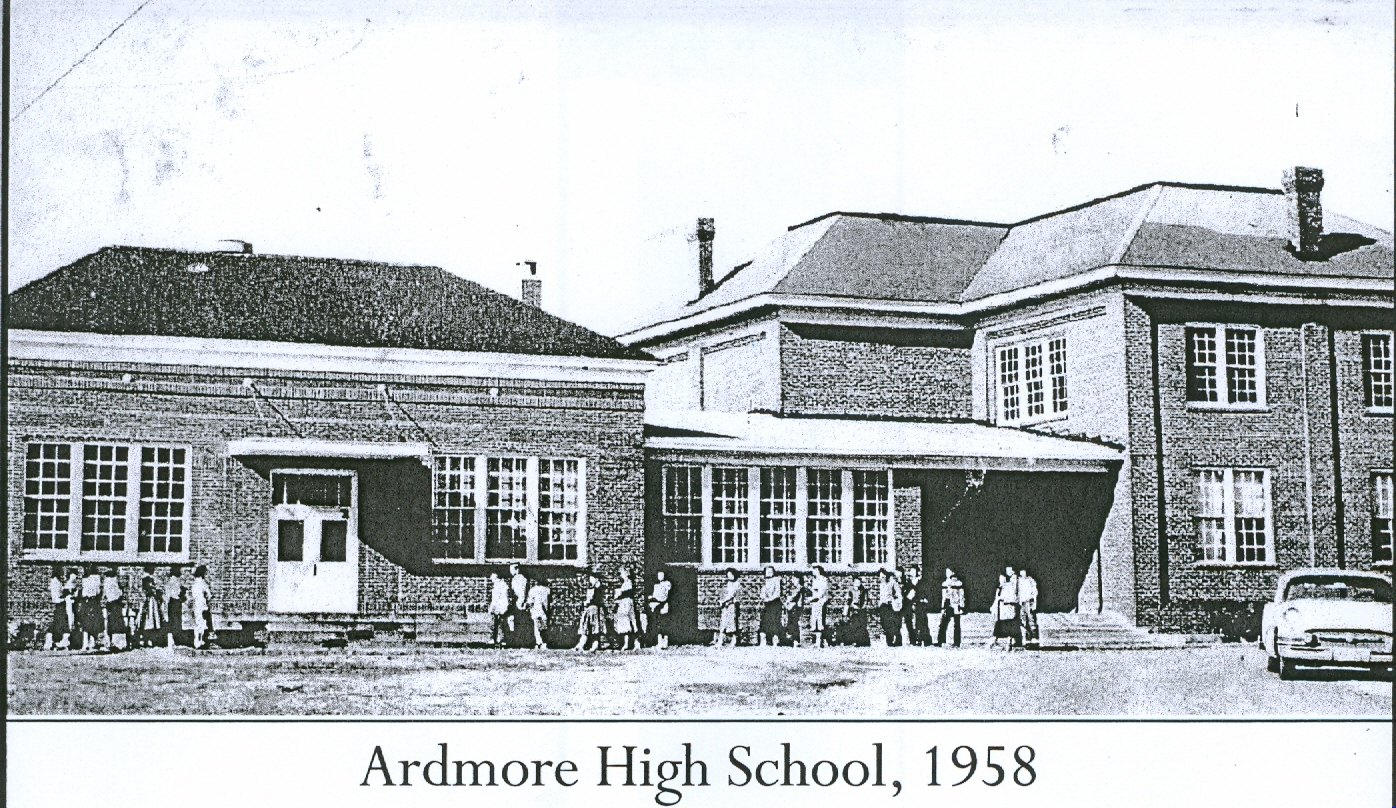 Ardmore High School 1958