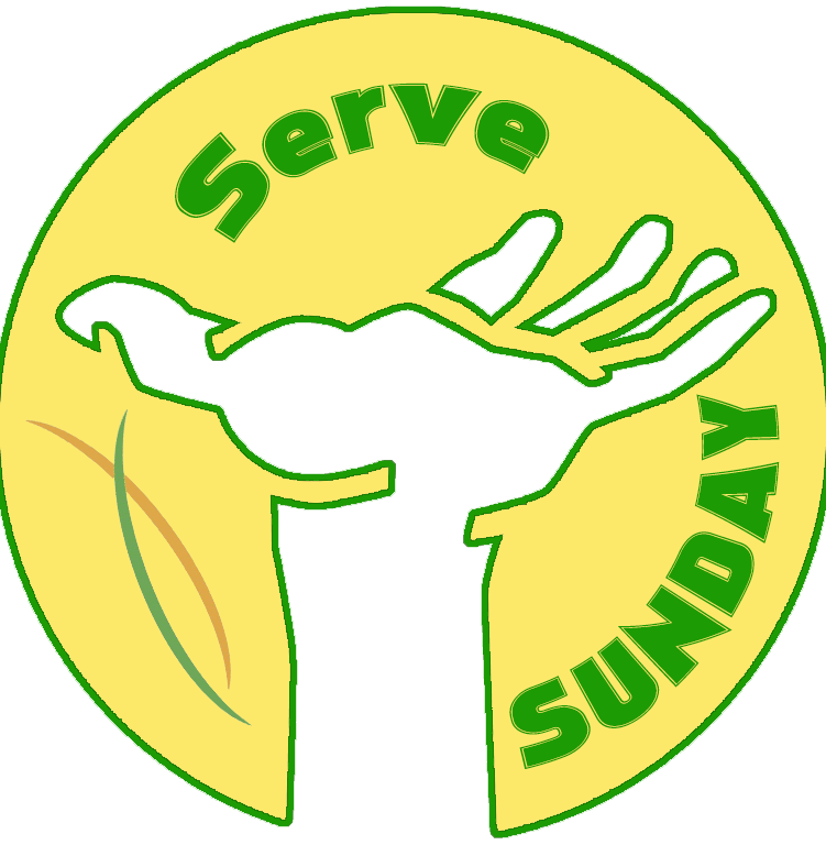 Servant Saturday Logo