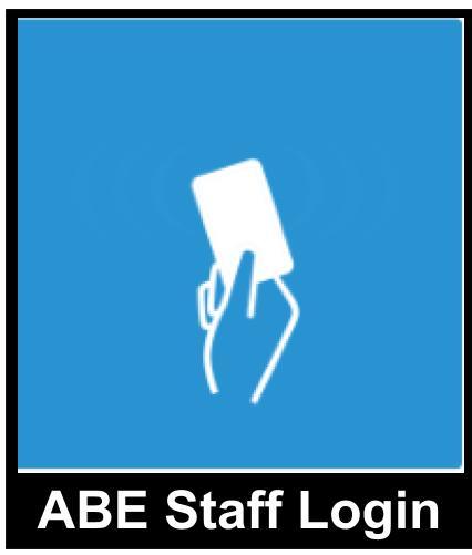 ABE Staff Login