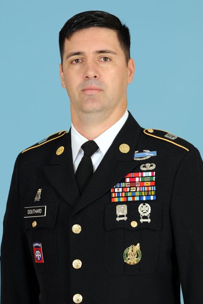 First Sergeant Southard