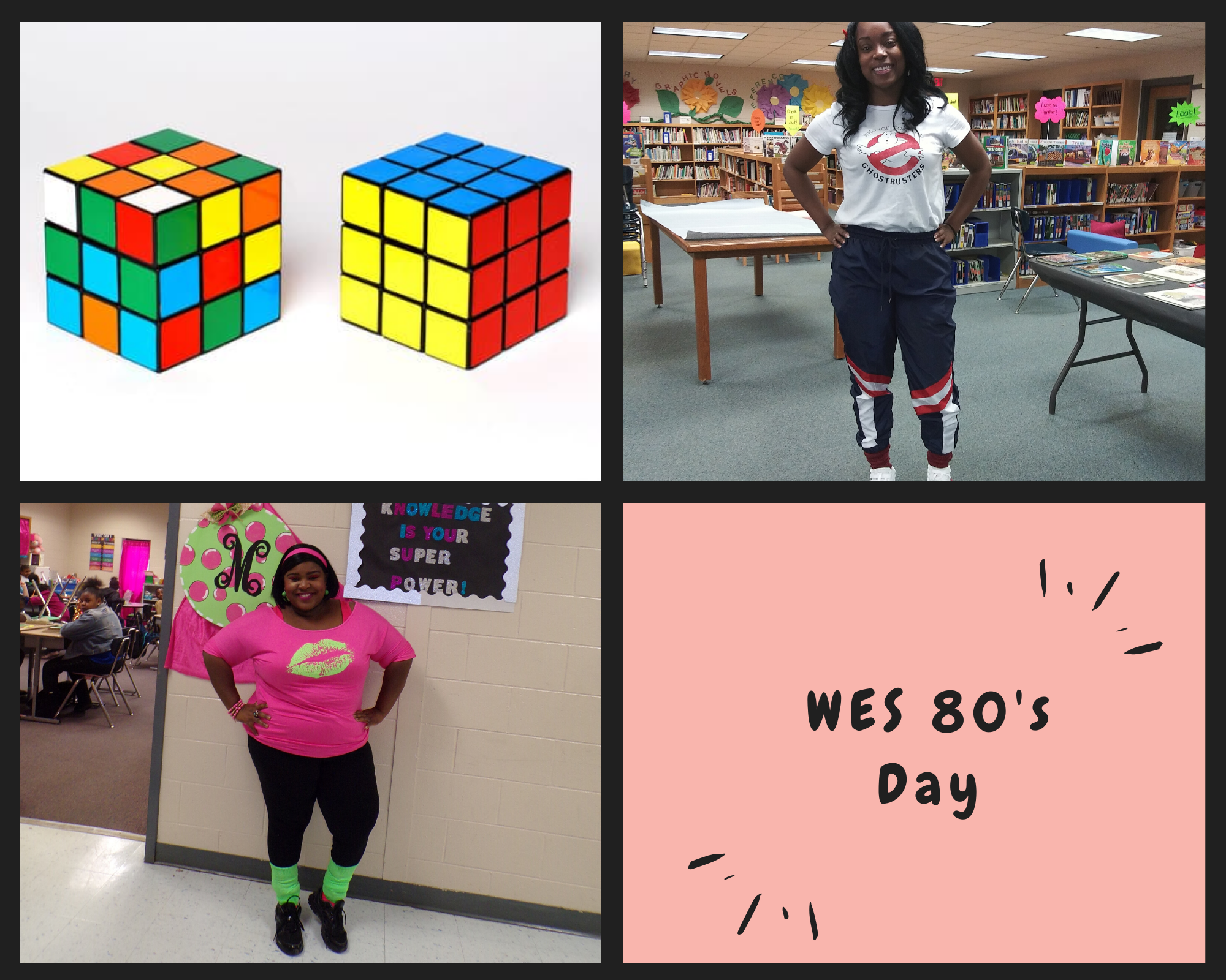 80th Day of School with Melonson and Sadler