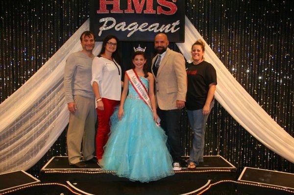 Miss HMS 2017-2018