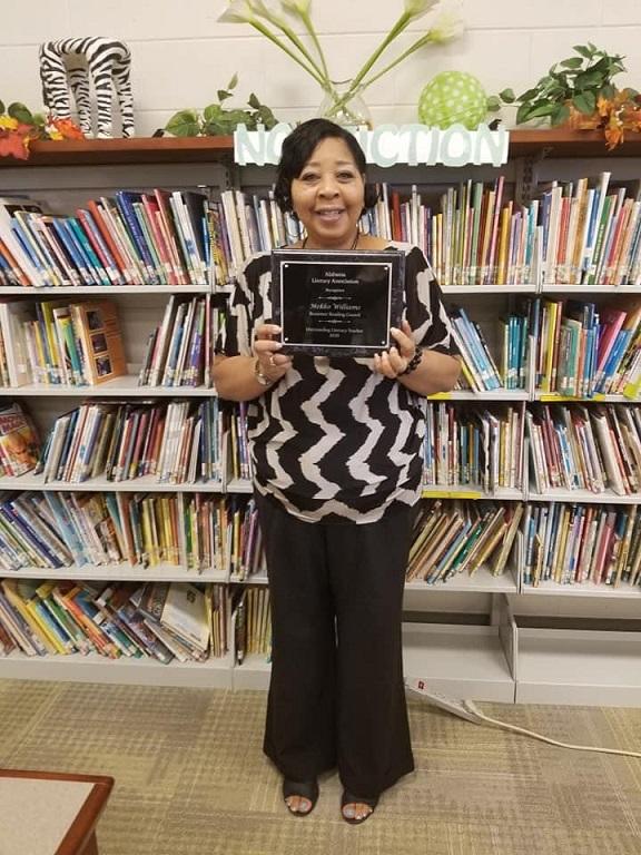 Outstanding Literacy Teacher 2020