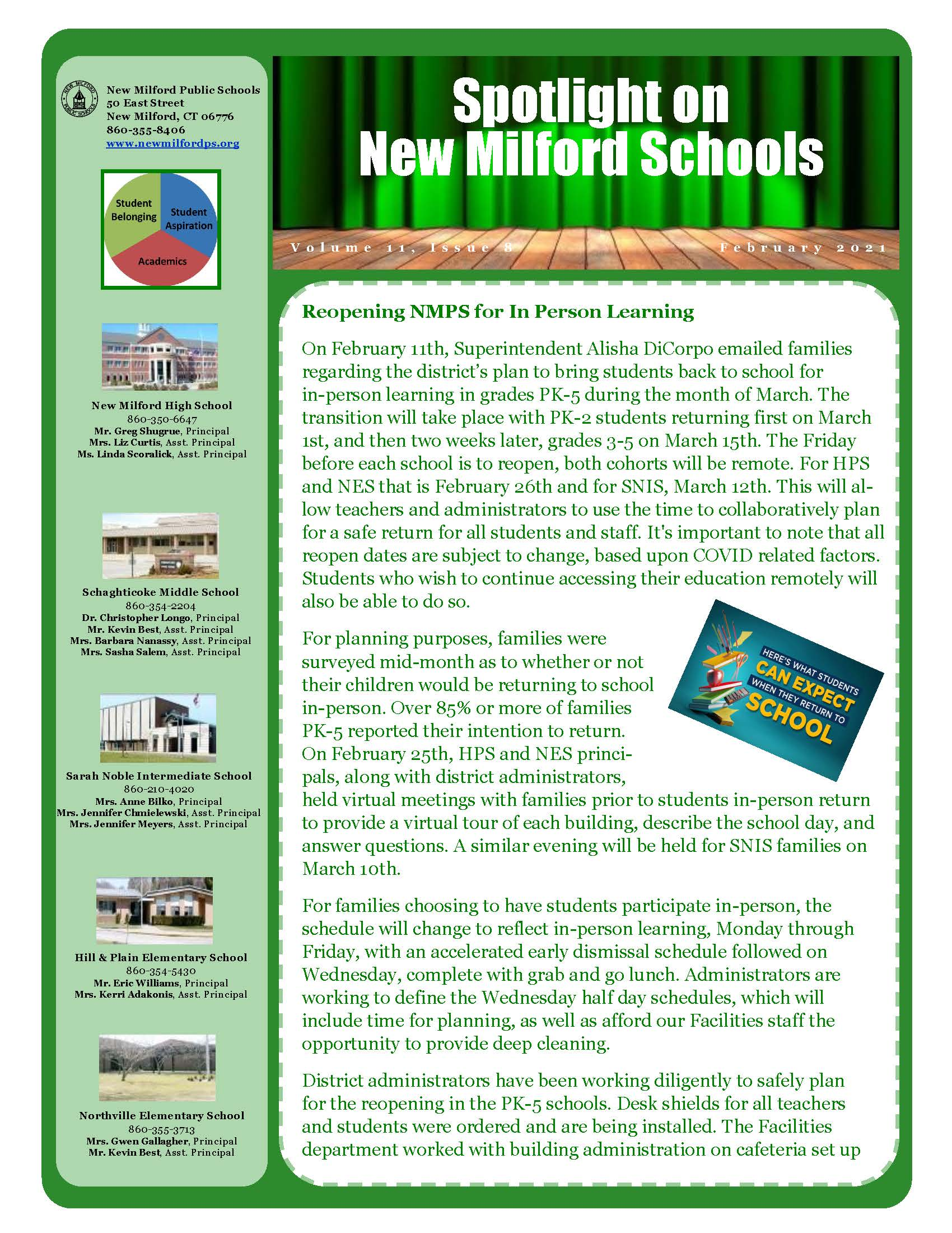 February district newsletter