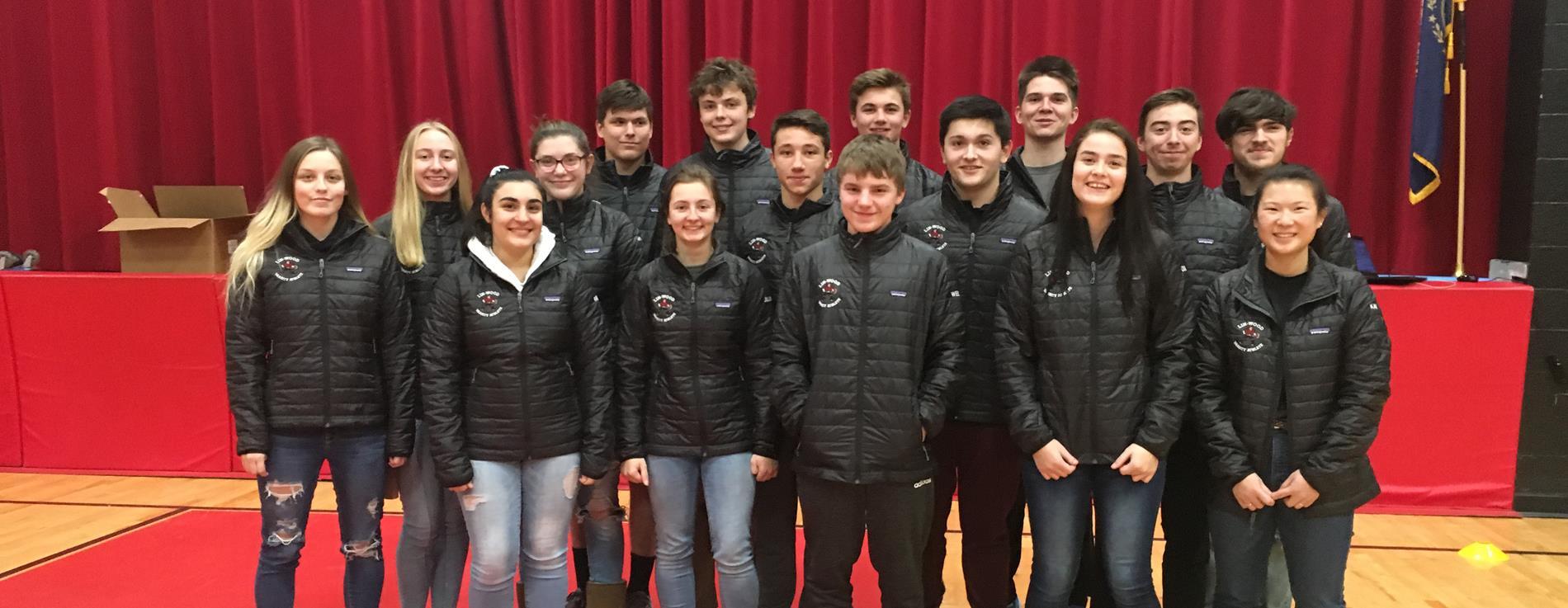 2019 Varsity Jackets