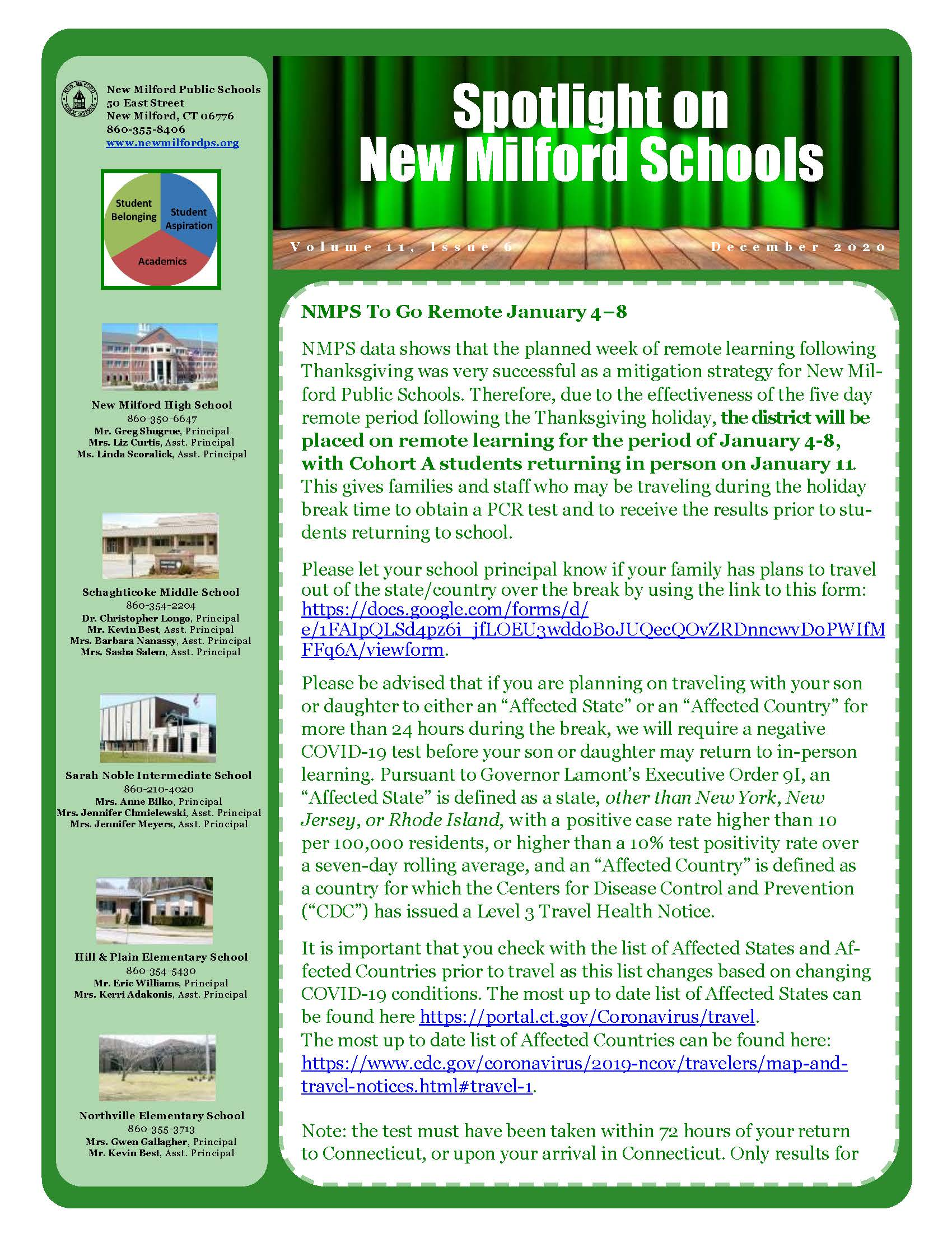 December district newsletter