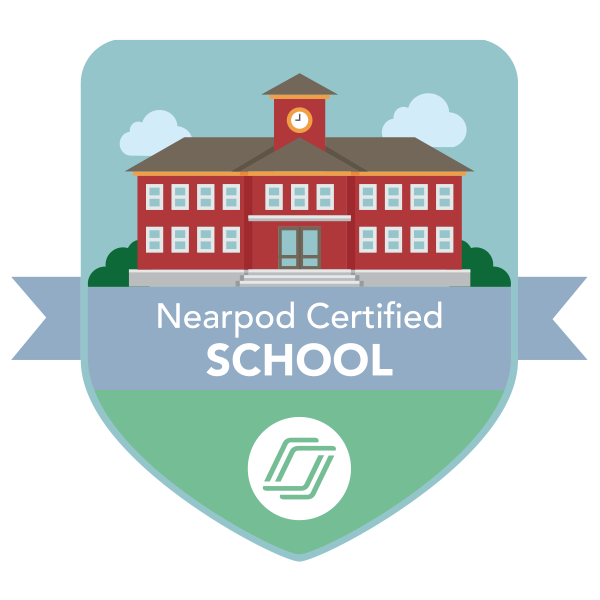Nearpod Certified School Badge