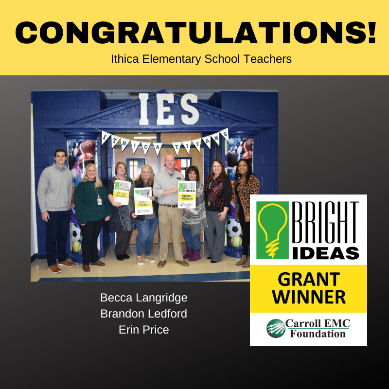 bright ideas grant winner picture