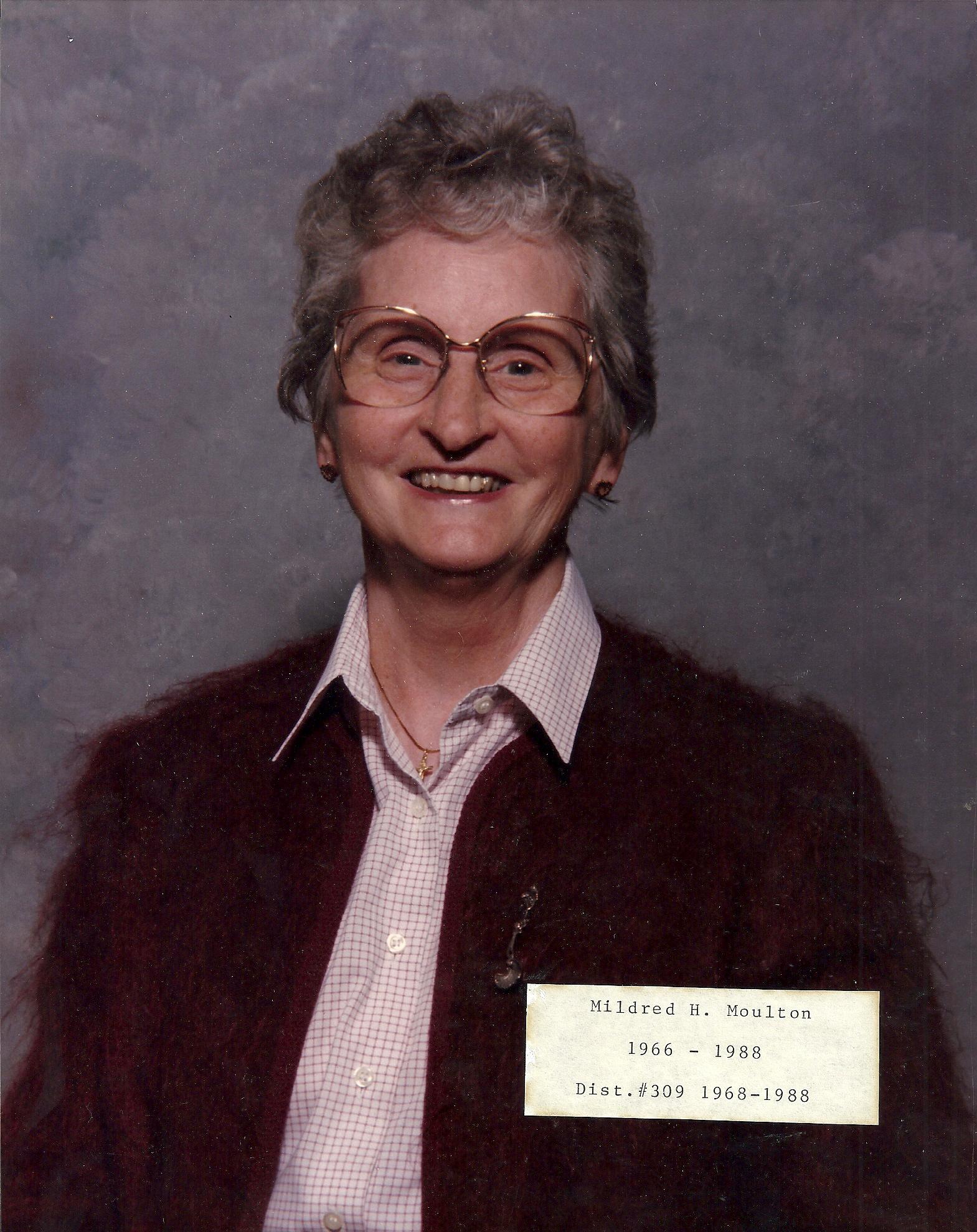 Mildred H. Moulton