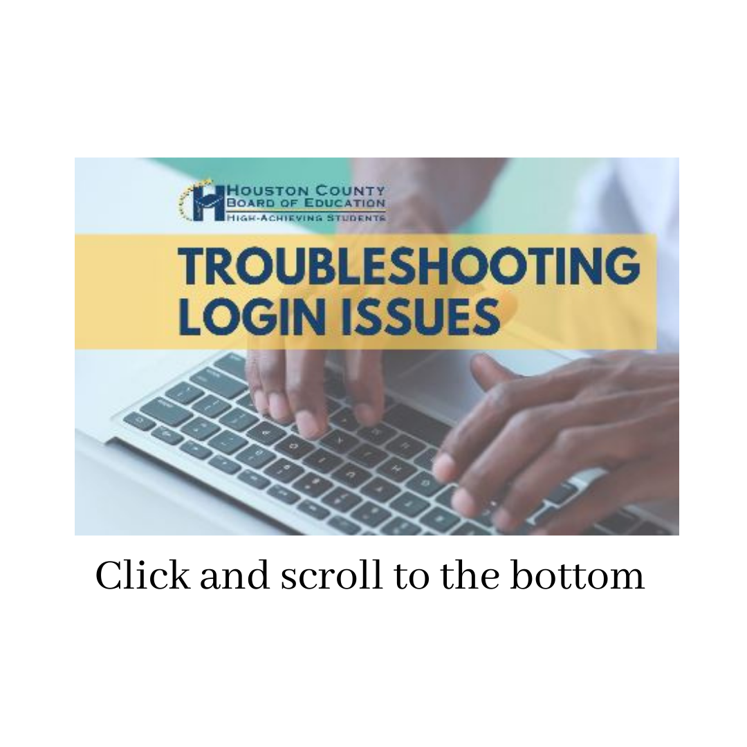 Troubleshooting Login Issues