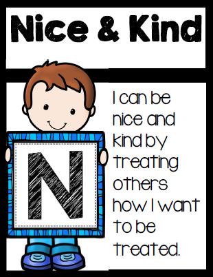 Nice and Kind