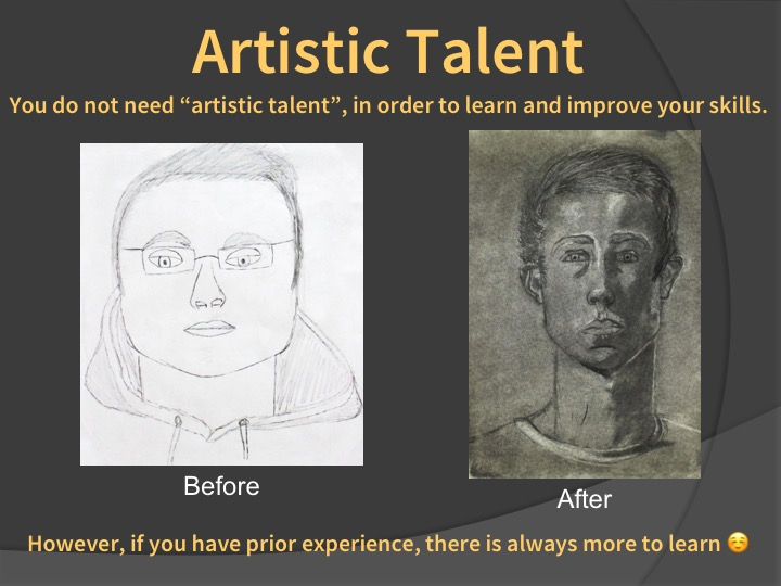talent is a fallacy