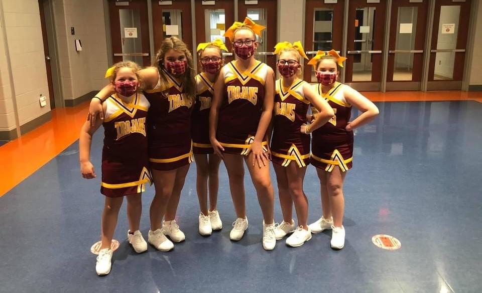 Cheerleaders 2020