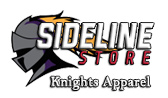 link to Sideline Store for sports apparel
