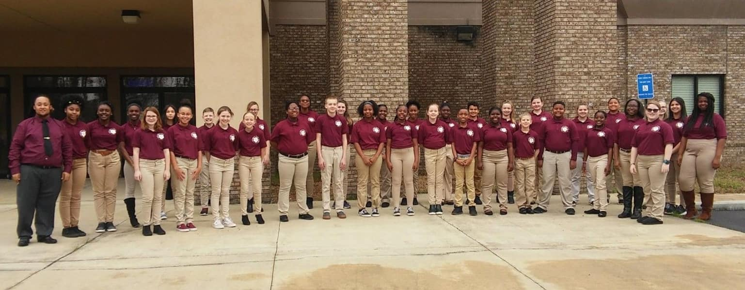6th Grade Chorus 2019-2020
