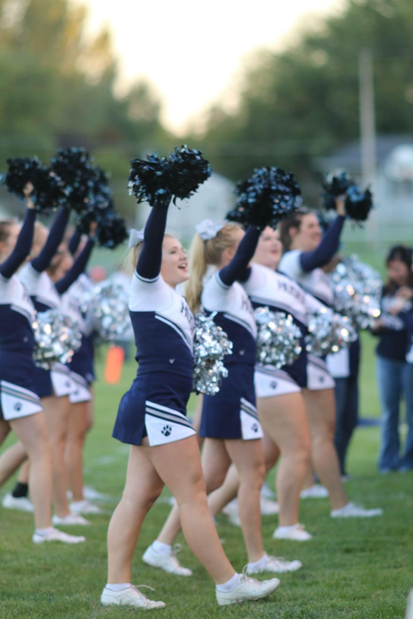 JCC Cheerleading