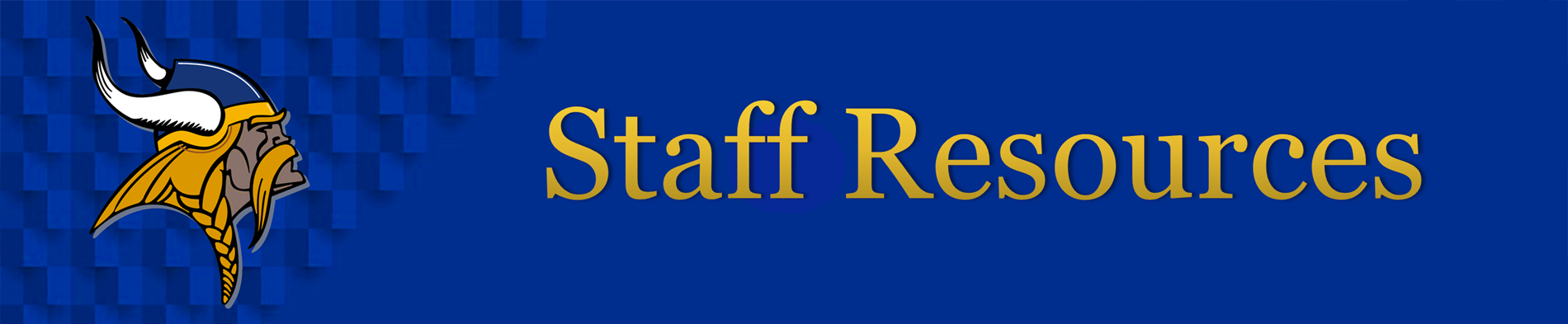 Staff resources page