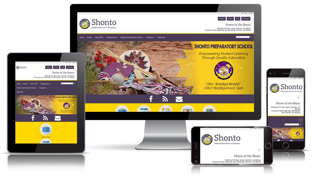 Shonto Preparatory School